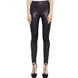 Bcbg maxazria michal faux leather leggings